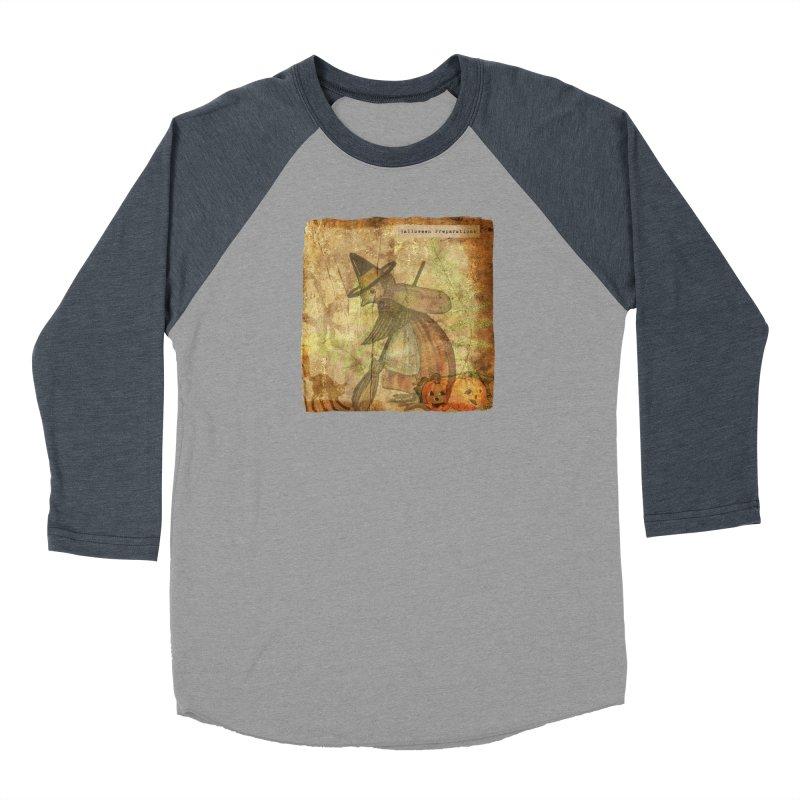 Halloween Preparations Women's Baseball Triblend Longsleeve T-Shirt by Maryheartworks's Artist Shop