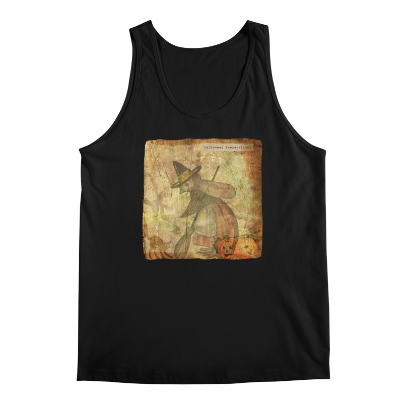 Halloween Preparations Men's Regular Tank by Maryheartworks's Artist Shop