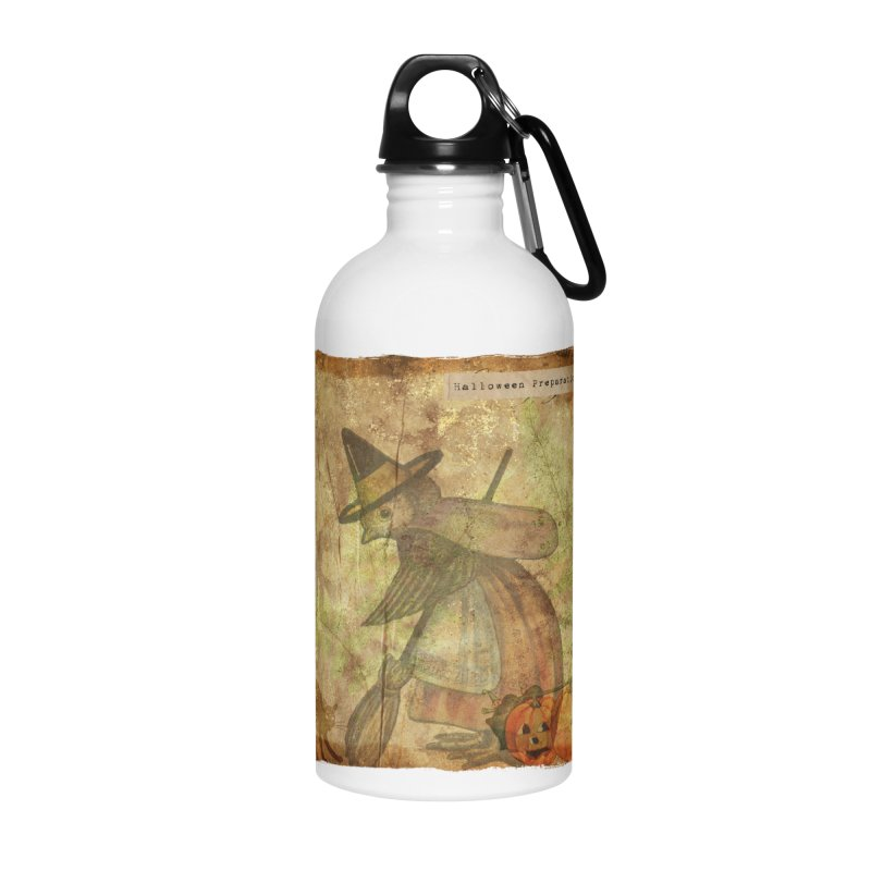 Halloween Preparations Accessories Water Bottle by Maryheartworks's Artist Shop