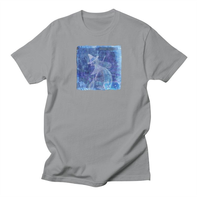Halloween Preparations Design In Blue Boo Women's Regular Unisex T-Shirt by Maryheartworks's Artist Shop