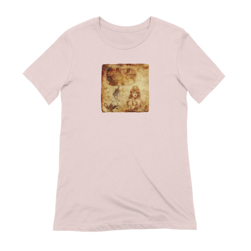 A Jolly Halloween - The Fortune Teller Women's Extra Soft T-Shirt by Maryheartworks's Artist Shop