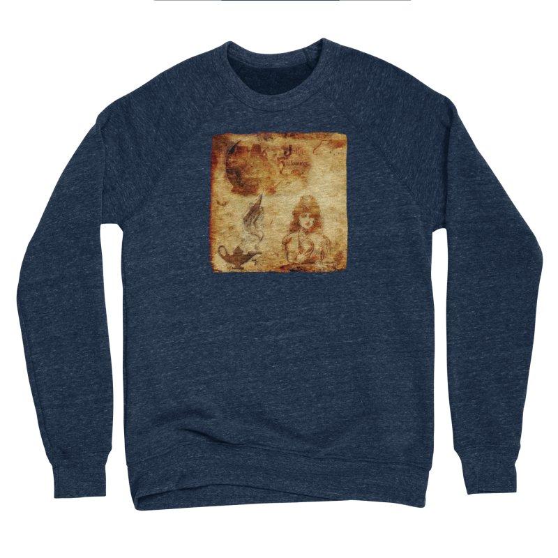 A Jolly Halloween - The Fortune Teller Men's Sponge Fleece Sweatshirt by Maryheartworks's Artist Shop