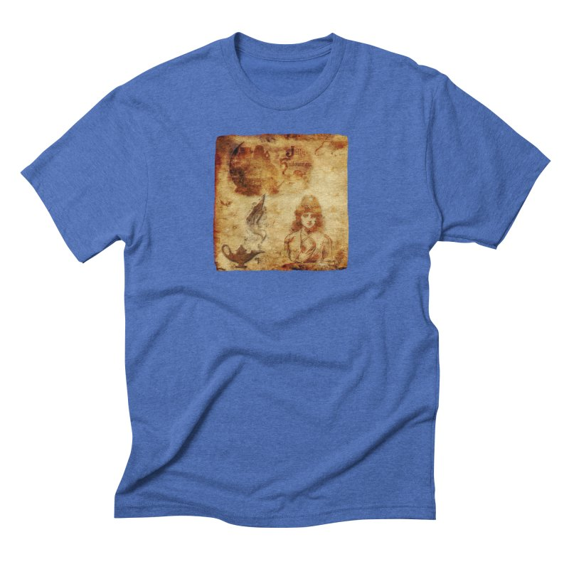 A Jolly Halloween - The Fortune Teller Men's T-Shirt by Maryheartworks's Artist Shop