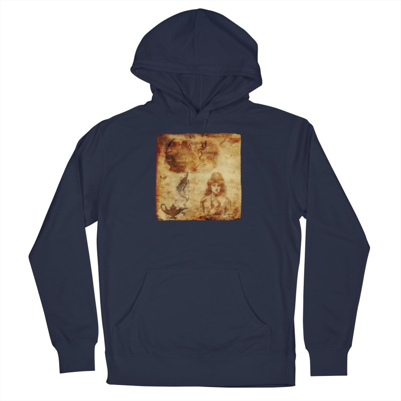 A Jolly Halloween - The Fortune Teller Men's French Terry Pullover Hoody by Maryheartworks's Artist Shop
