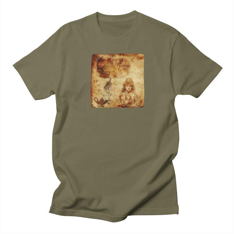 A Jolly Halloween - The Fortune Teller Men's Regular T-Shirt by Maryheartworks's Artist Shop