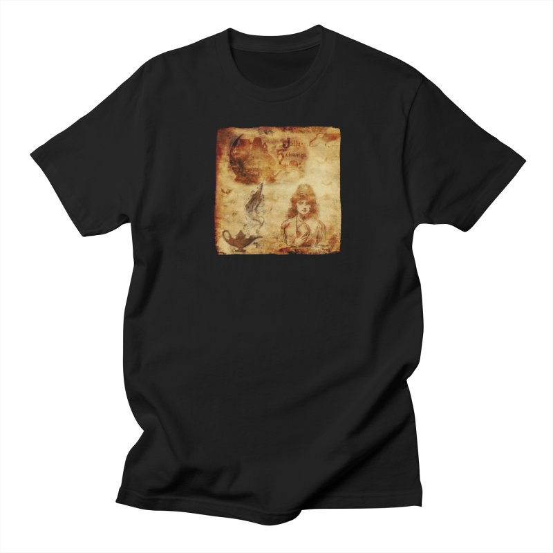 A Jolly Halloween - The Fortune Teller Men's Regular T-Shirt by Maryheartworks's Artist Shop