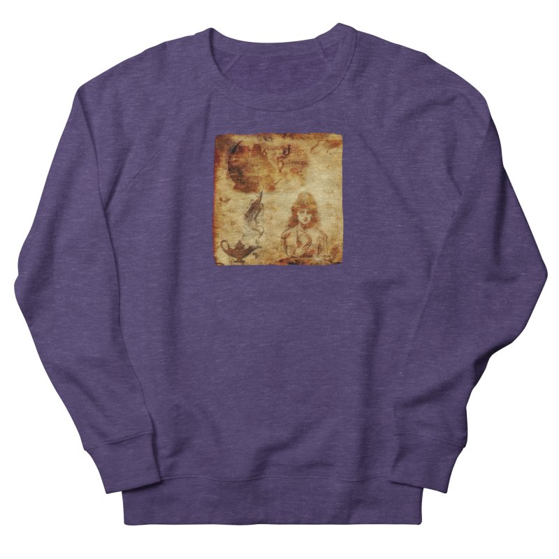A Jolly Halloween - The Fortune Teller Men's French Terry Sweatshirt by Maryheartworks's Artist Shop