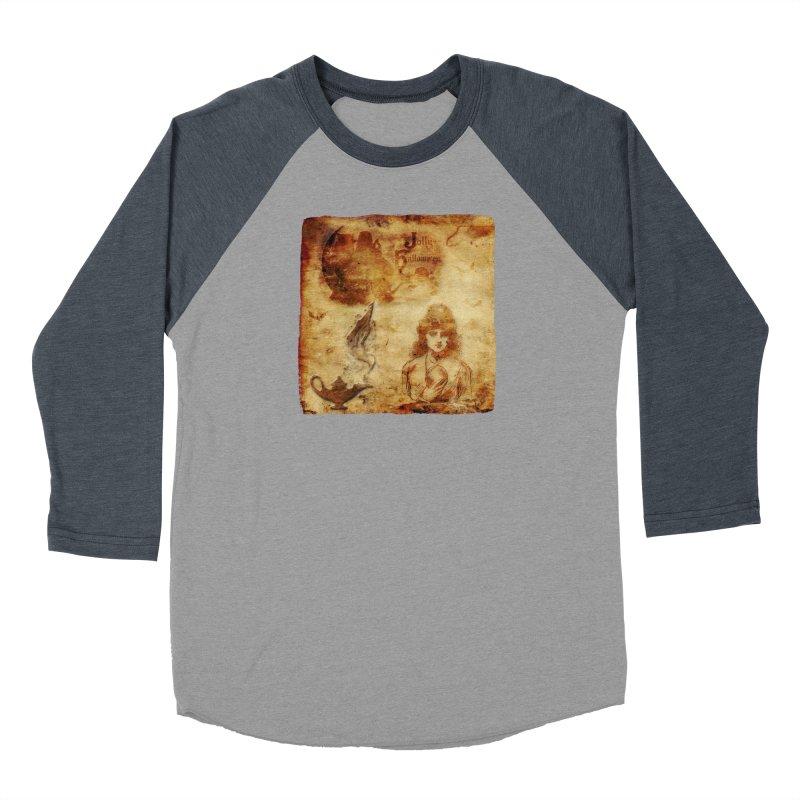 A Jolly Halloween - The Fortune Teller Women's Baseball Triblend Longsleeve T-Shirt by Maryheartworks's Artist Shop