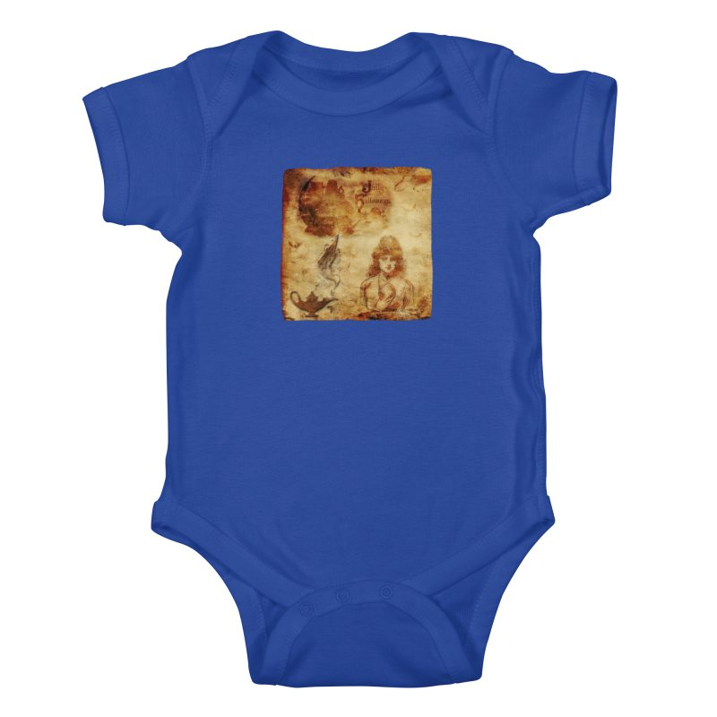 A Jolly Halloween - The Fortune Teller Kids Baby Bodysuit by Maryheartworks's Artist Shop