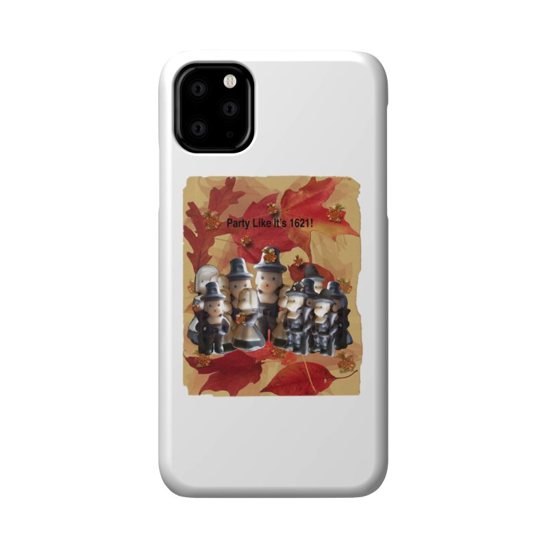 Party Like It's 1621! Accessories Phone Case by Maryheartworks's Artist Shop