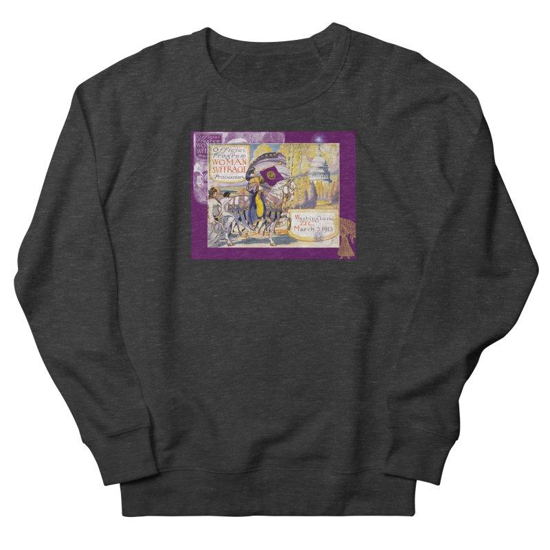 Women's March On Washington 1913, Women's Suffrage Women's French Terry Sweatshirt by Maryheartworks's Artist Shop
