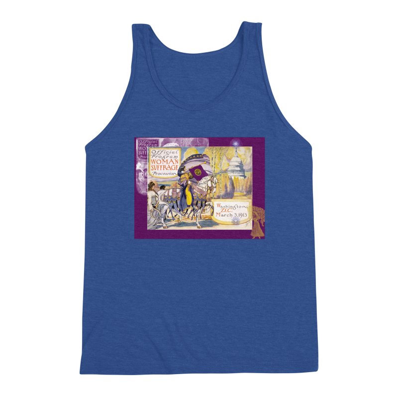 Women's March On Washington 1913, Women's Suffrage Men's Tank by Maryheartworks's Artist Shop