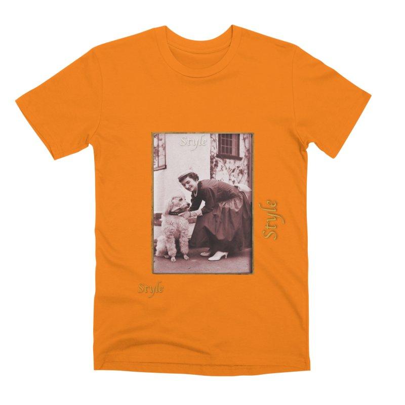 Celebrate Parisian Style! Men's T-Shirt by Maryheartworks's Artist Shop
