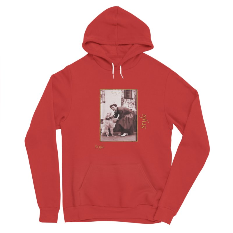 Celebrate Parisian Style! Men's Pullover Hoody by Maryheartworks's Artist Shop