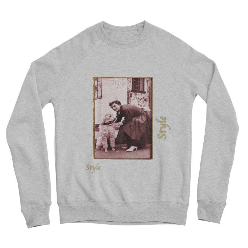 Celebrate Parisian Style! Men's Sponge Fleece Sweatshirt by Maryheartworks's Artist Shop
