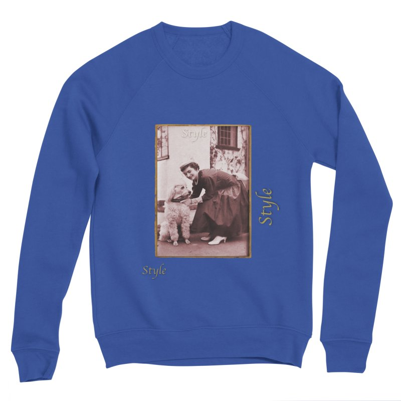 Celebrate Parisian Style! Men's Sponge Fleece Sweatshirt by Maryheartworks's Artist Shop