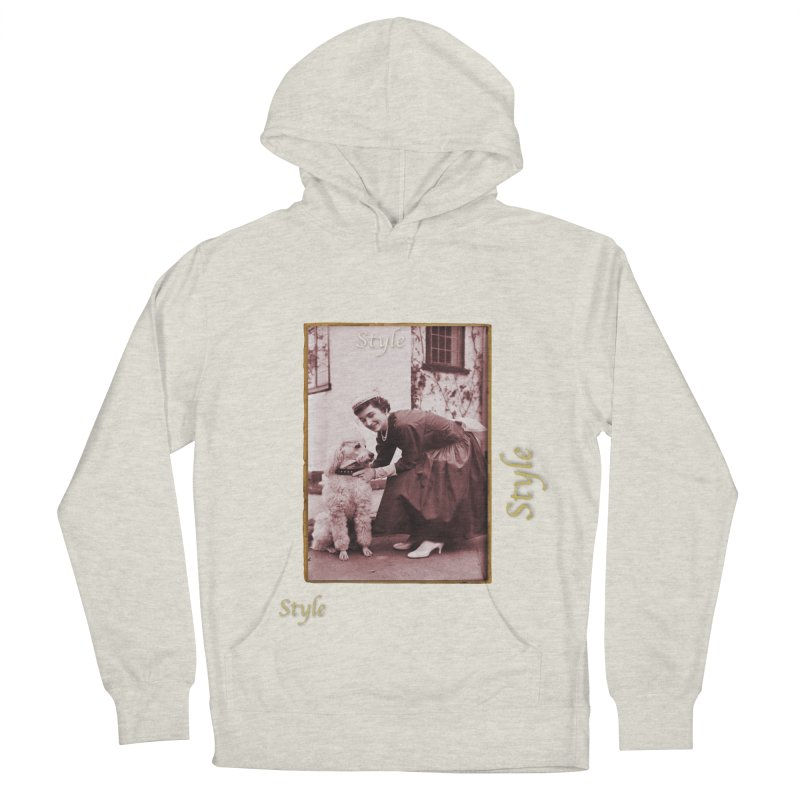 Celebrate Parisian Style! Men's French Terry Pullover Hoody by Maryheartworks's Artist Shop