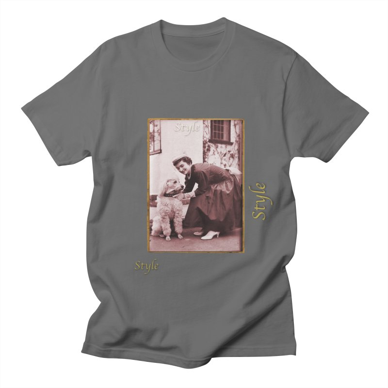 Celebrate Parisian Style! Men's T-Shirt by Maryheartworks's Artist Shop