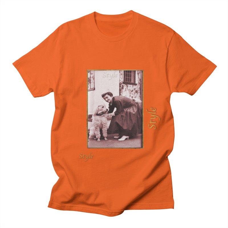 Celebrate Parisian Style! Men's Regular T-Shirt by Maryheartworks's Artist Shop
