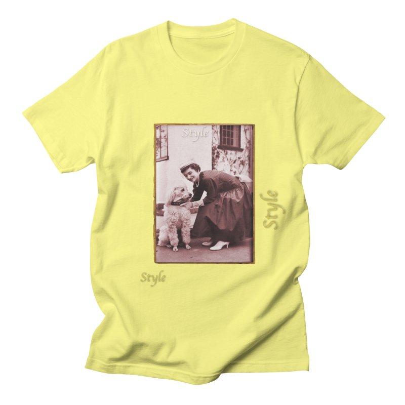 Celebrate Parisian Style! Women's Regular Unisex T-Shirt by Maryheartworks's Artist Shop