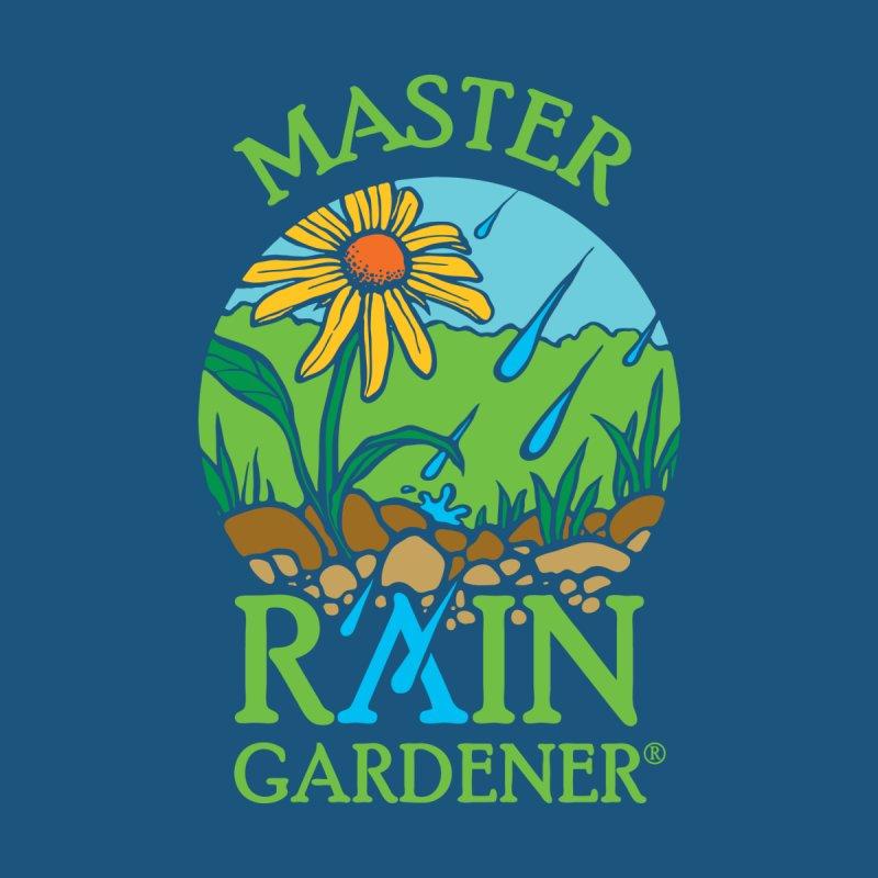 Master Rain Gardener - Turquoise Women's T-Shirt by MasterRainGardener's Artist Shop