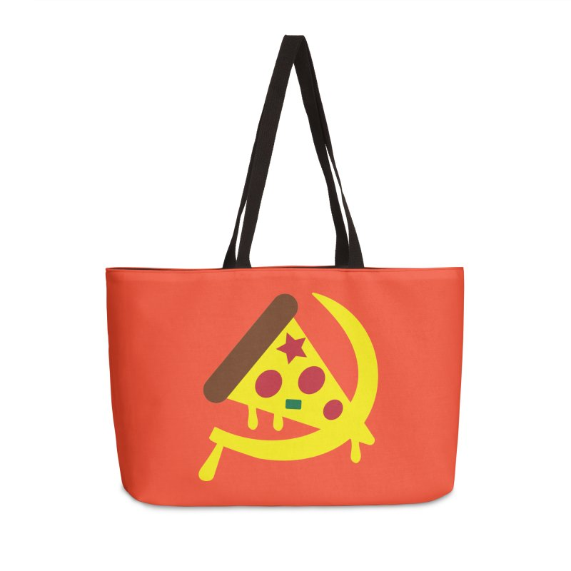 Pizza Communism Accessories Bag by MDM