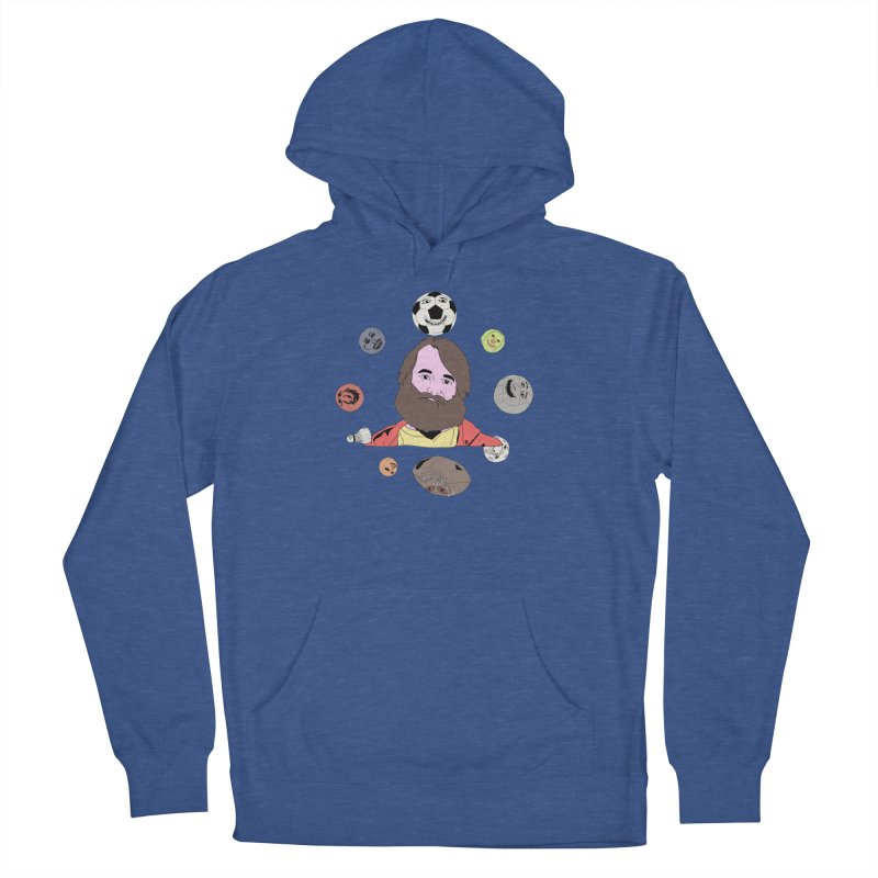 The Last Man on Earth Women's French Terry Pullover Hoody by MDM