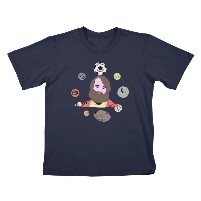 The Last Man on Earth Kids T-Shirt by MDM