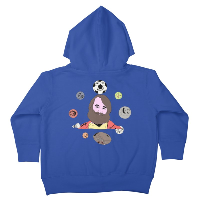 The Last Man on Earth Kids Toddler Zip-Up Hoody by MDM