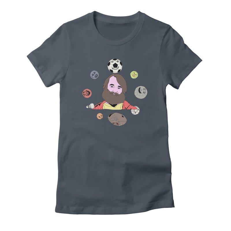 The Last Man on Earth Women's T-Shirt by MDM