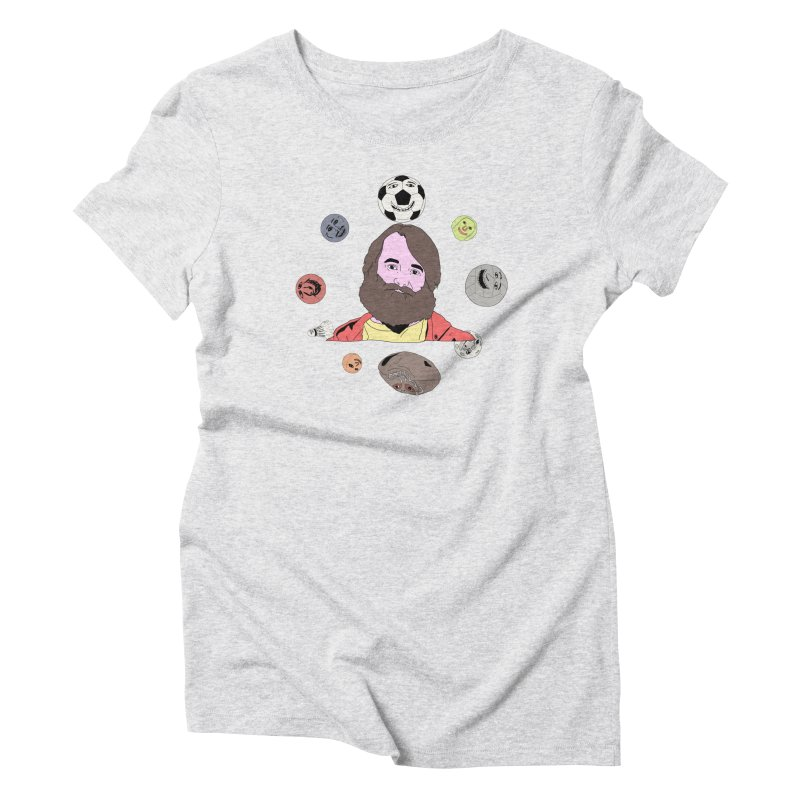 The Last Man on Earth Women's T-Shirt by MDM