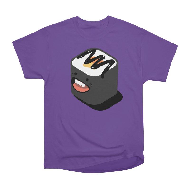 Sushi  Women's Heavyweight Unisex T-Shirt by MDM