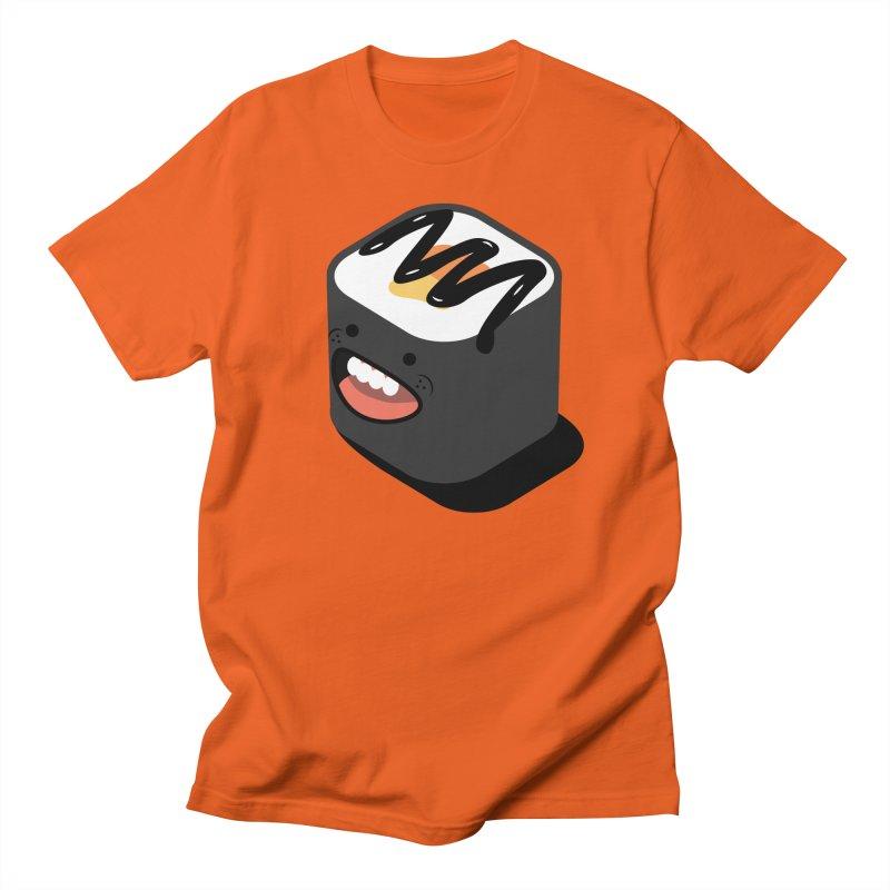 Sushi  Men's Regular T-Shirt by MDM