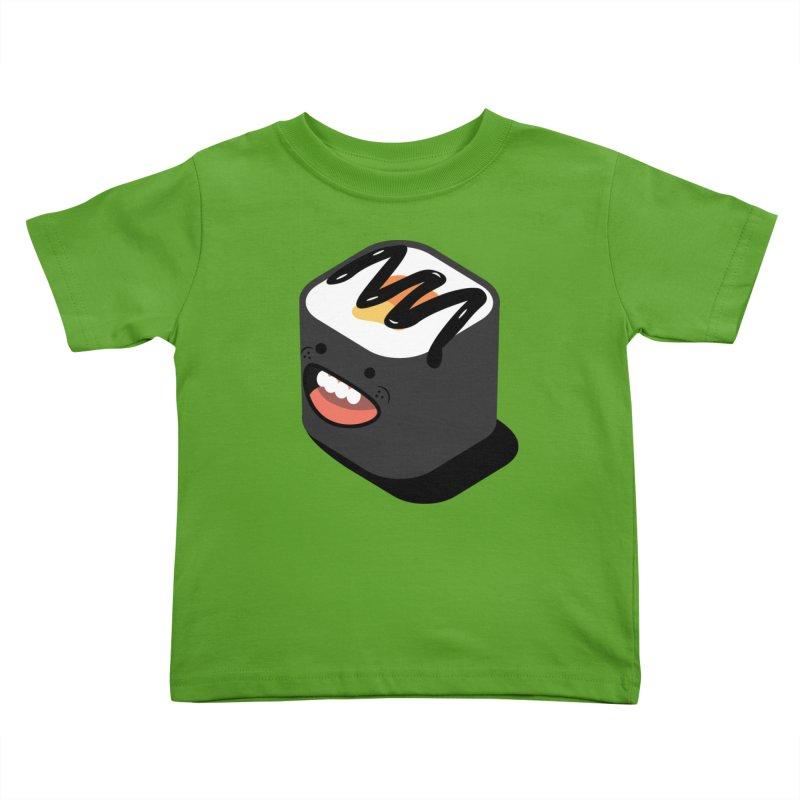 Sushi  Kids Toddler T-Shirt by MDM
