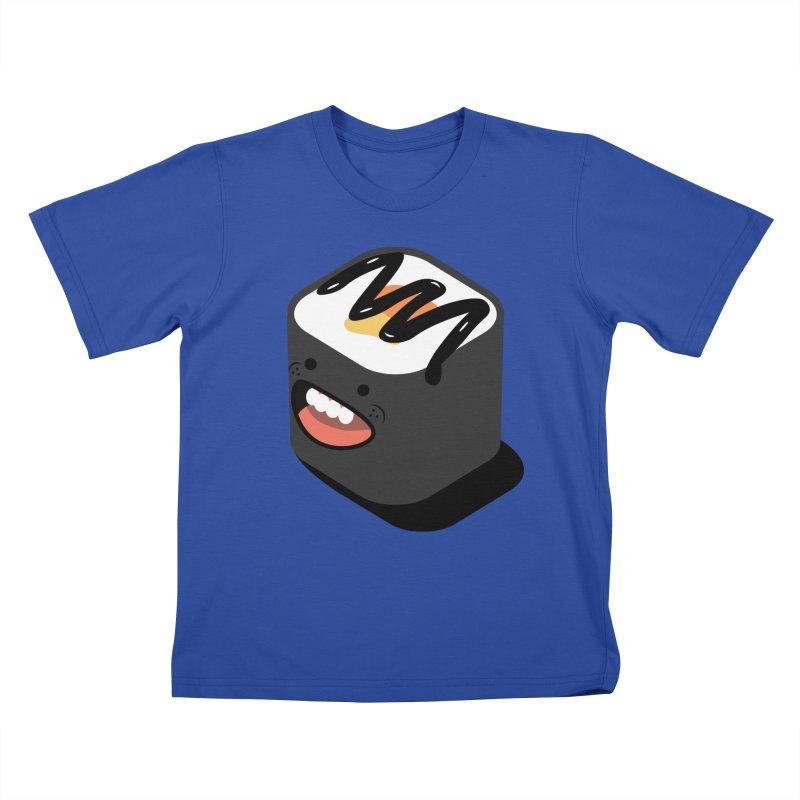 Sushi  Kids T-Shirt by MDM
