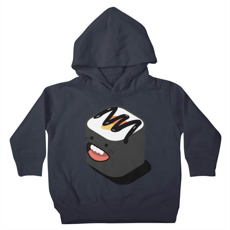 Sushi  Kids Toddler Pullover Hoody by MDM