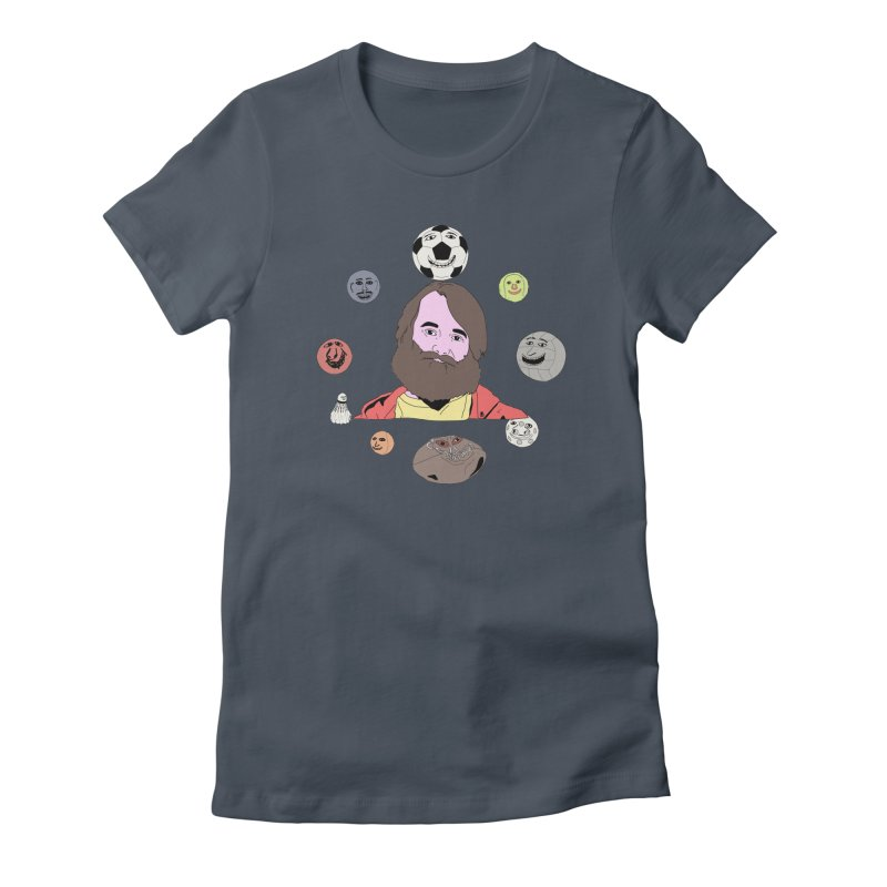 Phil and His Balls Women's T-Shirt by MDM