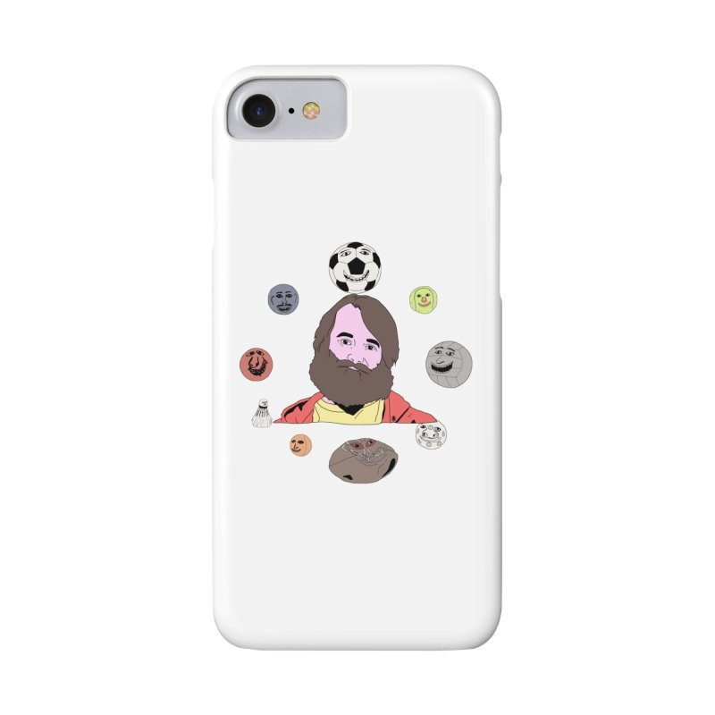Phil and His Balls Accessories Phone Case by MDM