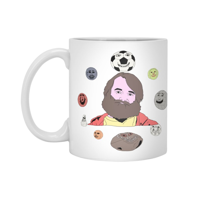 Phil and His Balls Accessories Standard Mug by MDM
