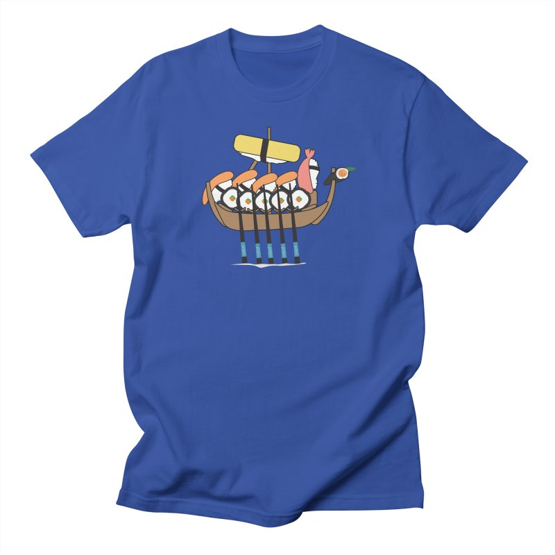 Sushi Vikings Women's Regular Unisex T-Shirt by MDM