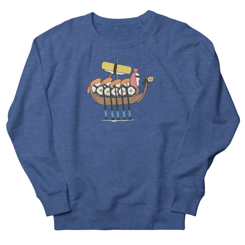 Sushi Vikings Men's Sweatshirt by MDM