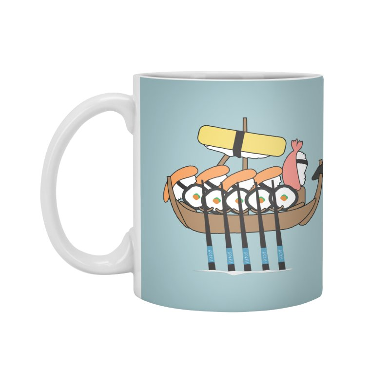 Sushi Vikings Accessories Mug by MDM