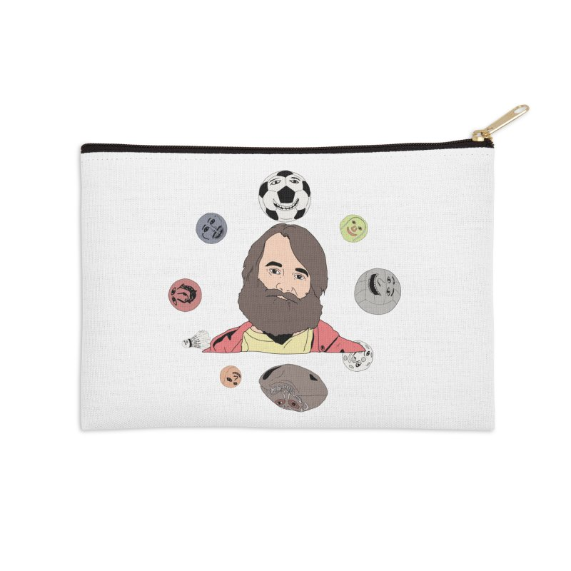 The Last Man on Earth Accessories Zip Pouch by MDM