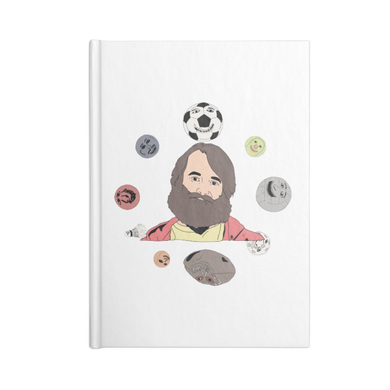 The Last Man on Earth Accessories Lined Journal Notebook by MDM