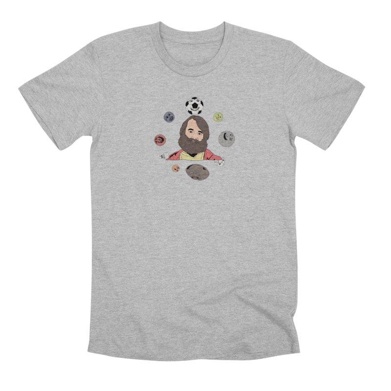 The Last Man on Earth Men's Premium T-Shirt by MDM