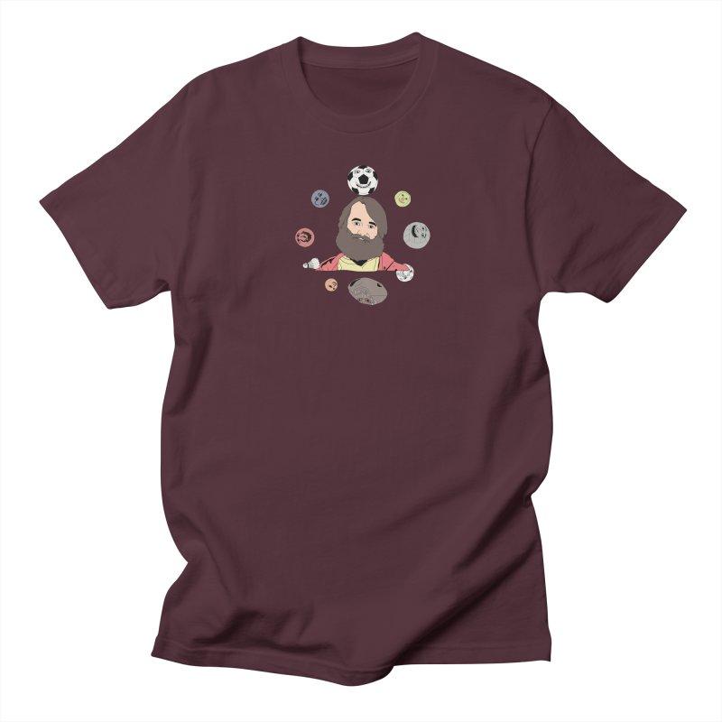 The Last Man on Earth Men's Regular T-Shirt by MDM