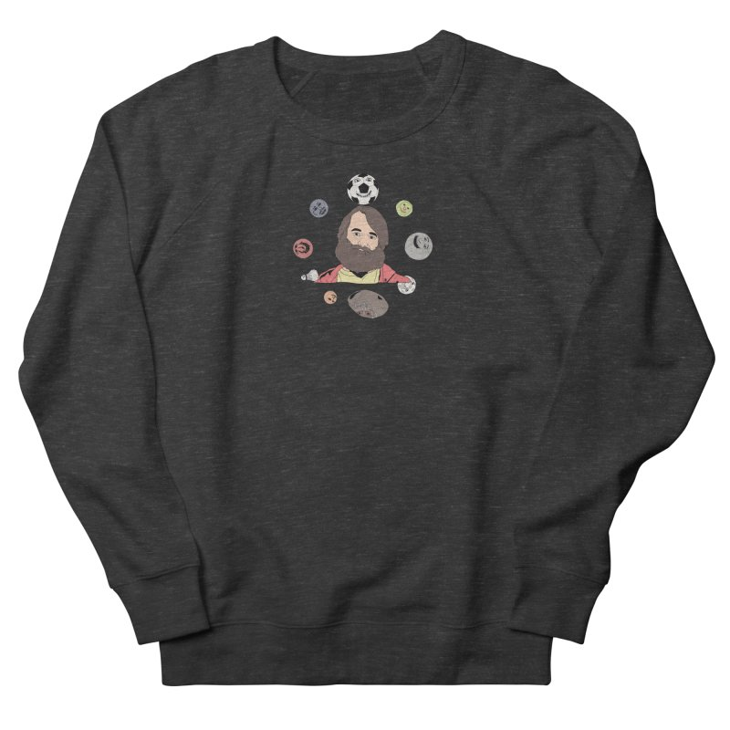 The Last Man on Earth Men's French Terry Sweatshirt by MDM