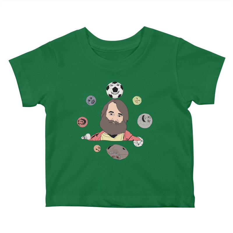The Last Man on Earth Kids Baby T-Shirt by MDM