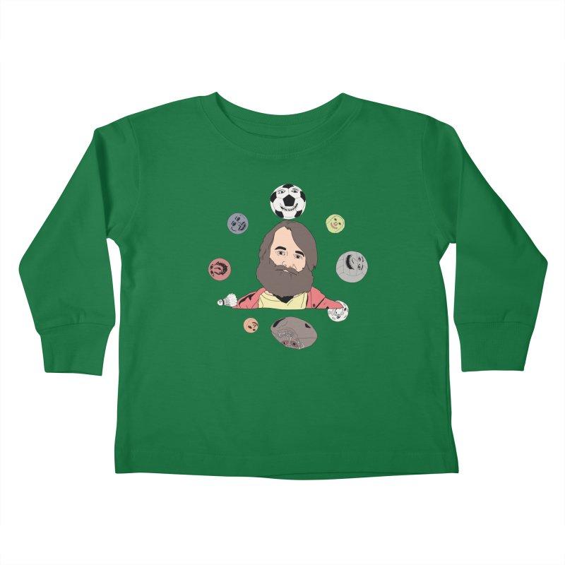 The Last Man on Earth Kids Toddler Longsleeve T-Shirt by MDM