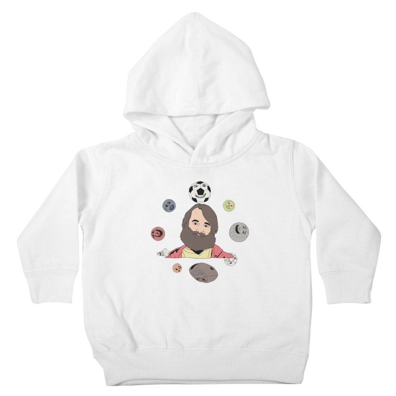 The Last Man on Earth Kids Toddler Pullover Hoody by MDM